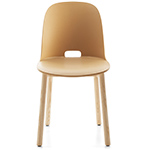 alfi high back chair - Jasper Morrison - emeco