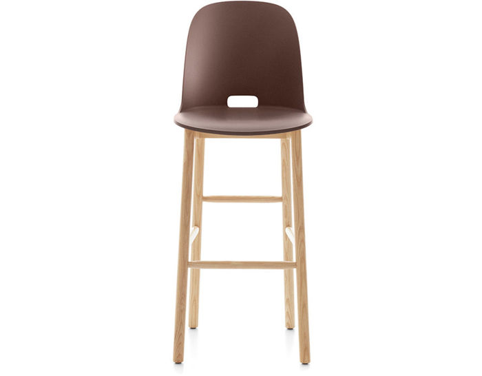 alfi high back stool