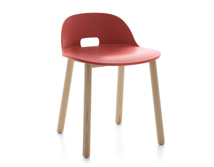 alfi low back chair