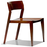 allee side chair  - Bernhardt Design