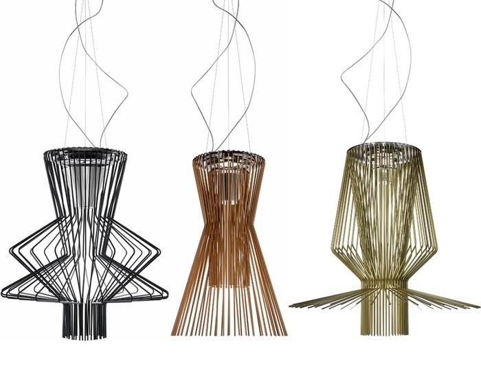 allegro suspension lamps