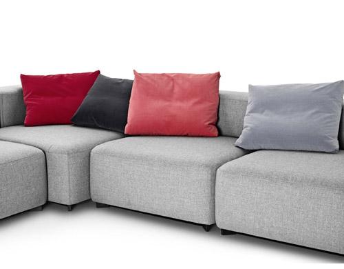 Merveilleux Alphabet Loose Sofa Cushion