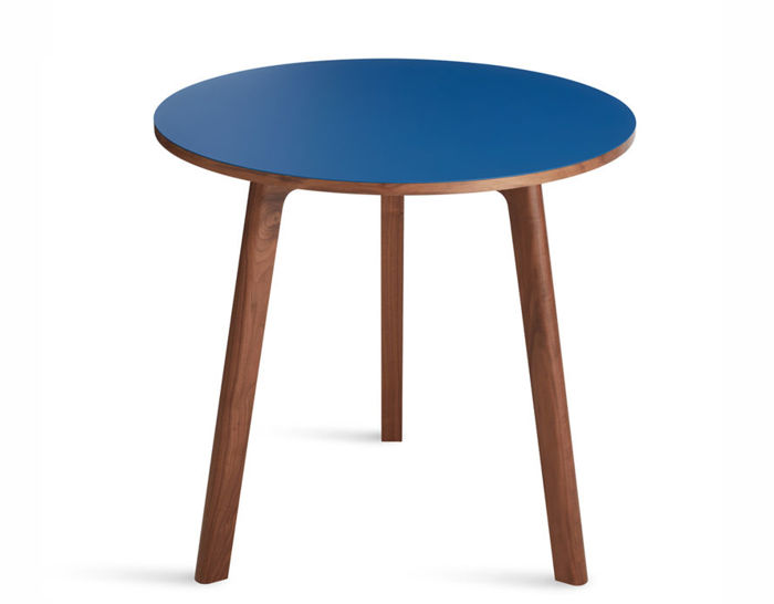 apt round cafe table