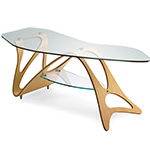 arabesco table - Carlo Mollino - zanotta