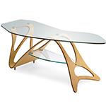 arabesco table - Carlo Mollino - zanotta