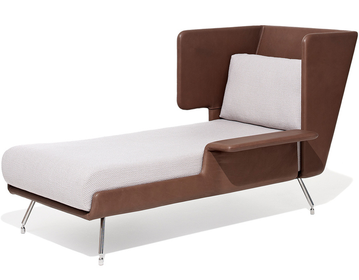 architecture & associés residential chaise lounge