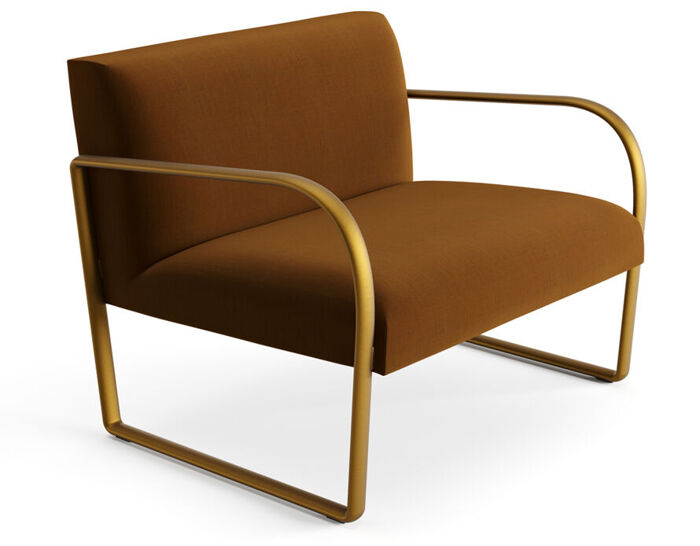 arcos lounge chair