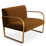 arcos lounge chair - Altherr & Molina Lievore - arper