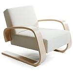 alvar aalto armchair 400 tank chair  -