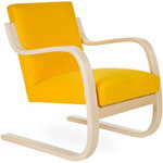 armchair 402 - Alvar Aalto - Artek