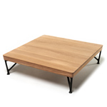 armstrong coffee table 387 - Matthew Hilton - de la espada