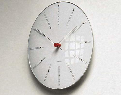 Arne Jacobsen Banker's Clock