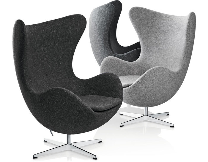 Arne Jacobsen Egg Chair - hivemodern.com
