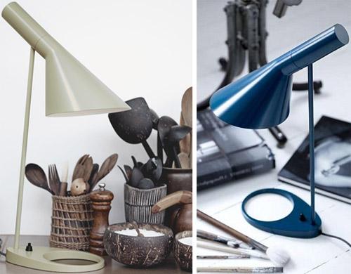 Arne Jacobsen Table Lamp Hivemodern Com