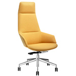 aston direction syncro task chair  -