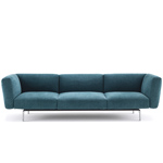 avio three seat sofa - Piero Lissoni - Knoll