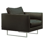 axel 1-seater lounge chair  -