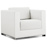 b.1 lounge chair  - Bernhardt Design