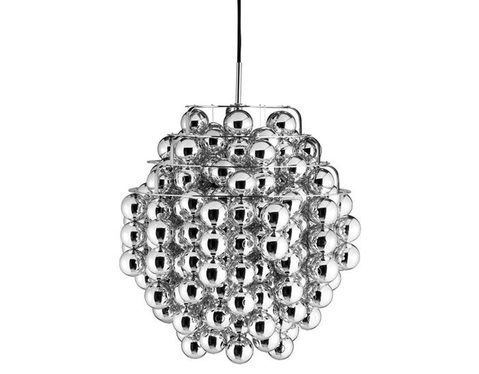 panton ball pendant lamp