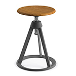 piton™ adjustable stool - Barber & Osgerby - Knoll