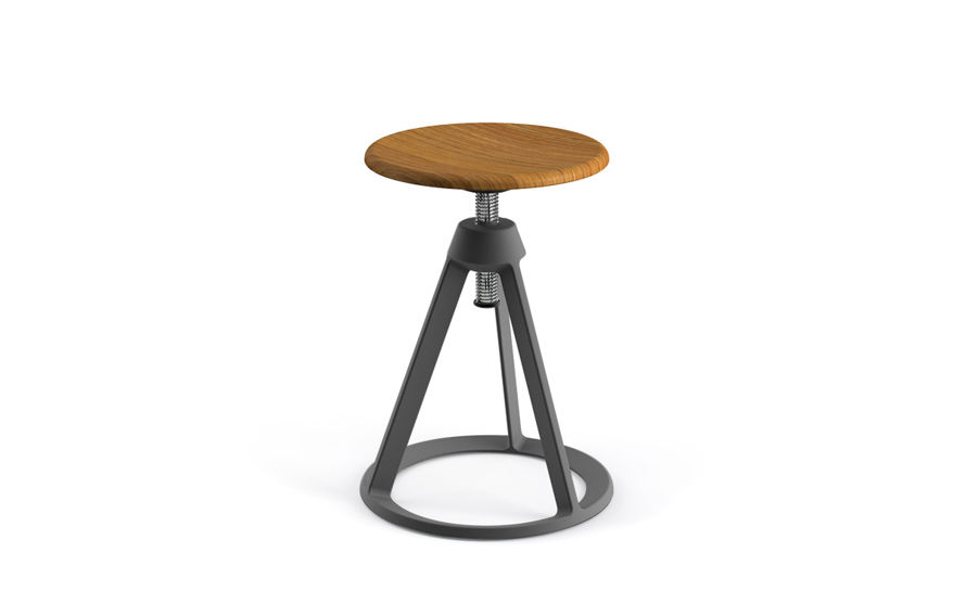 barber & osgerby piton™ adjustable stool