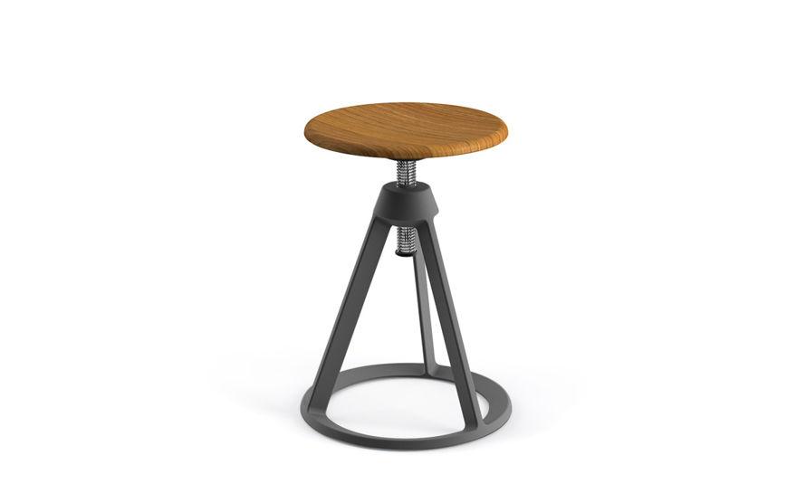 barber & osgerby piton™ adjustable stool