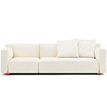 barber osgerby asymmetric sofa  -