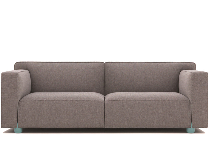 barber osgerby three-seat sofa