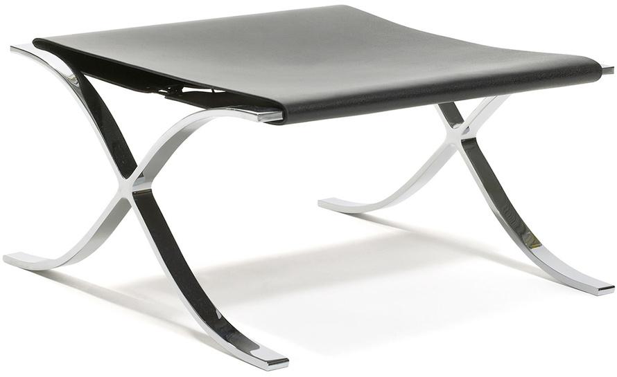 barcelona cowhide stool