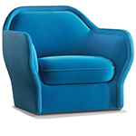 bardot lounge chair - Jaime Hayon - Bernhardt Design