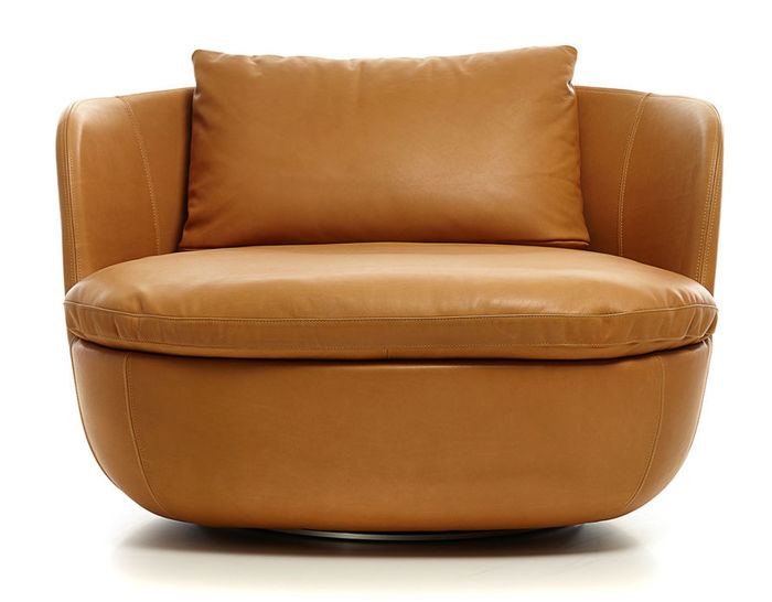 bart swivel lounge chair
