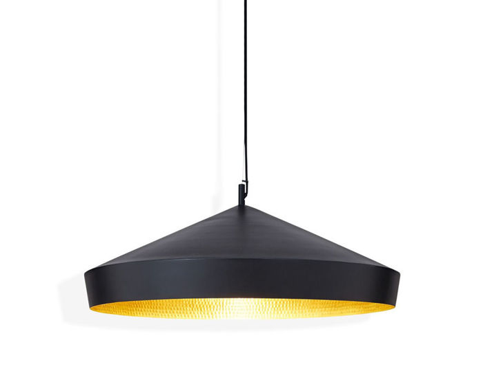 beat flat suspension light