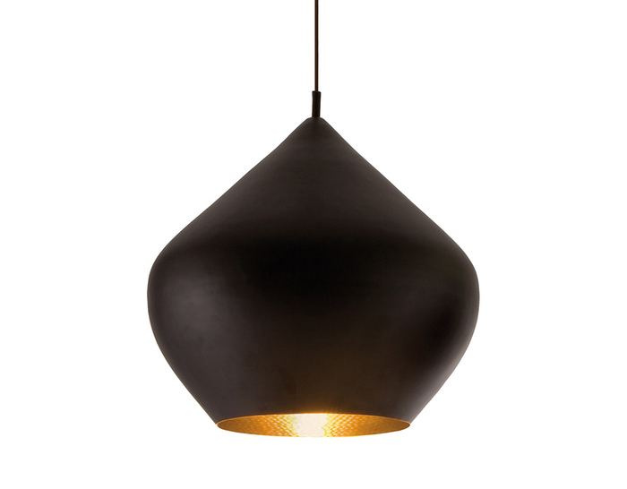 Beat light stout pendant light Tom dixon lighting