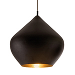beat light stout pendant light  -