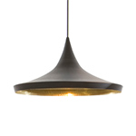 beat light wide pendant light  -