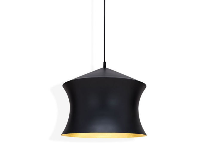 beat waist suspension lamp