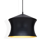 beat waist suspension light - Tom Dixon - tom dixon
