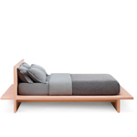 bed one  -