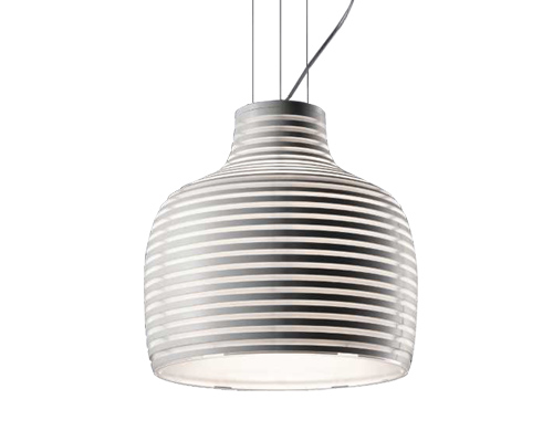 beehive suspension lamp