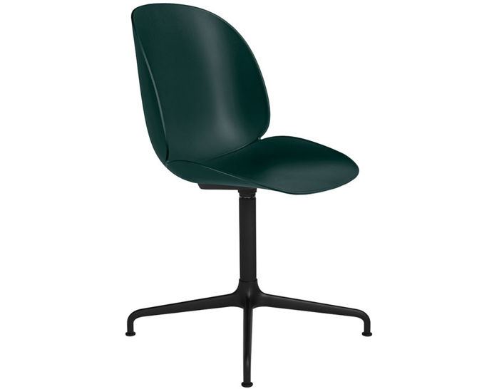 beetle meeting chair with 4 star swivel base