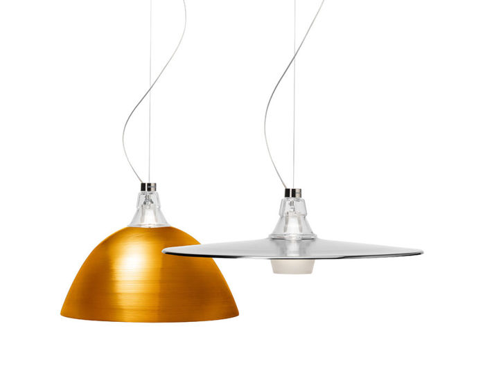 crash & bell suspension lamp
