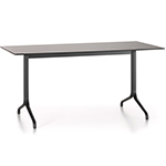 belleville rectangular table