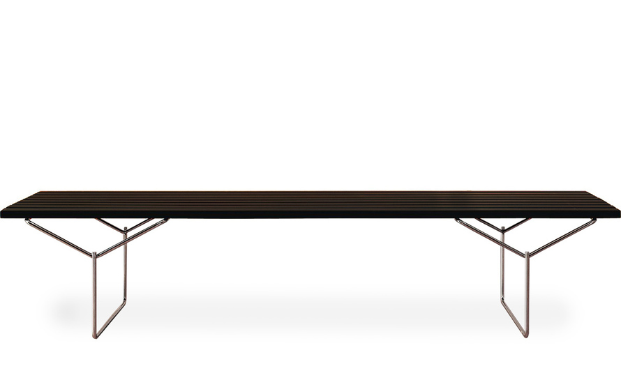 Bertoia Bench Hivemoderncom - Bertoia coffee table