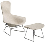 bertoia bird chair - Harry Bertoia - Knoll
