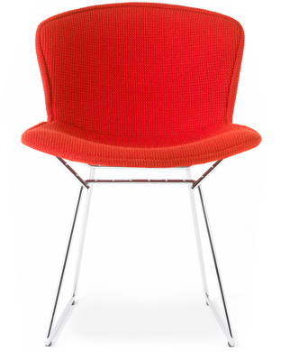 bertoia side chair upholstered