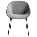 beso 4 leg armchair  - artifort