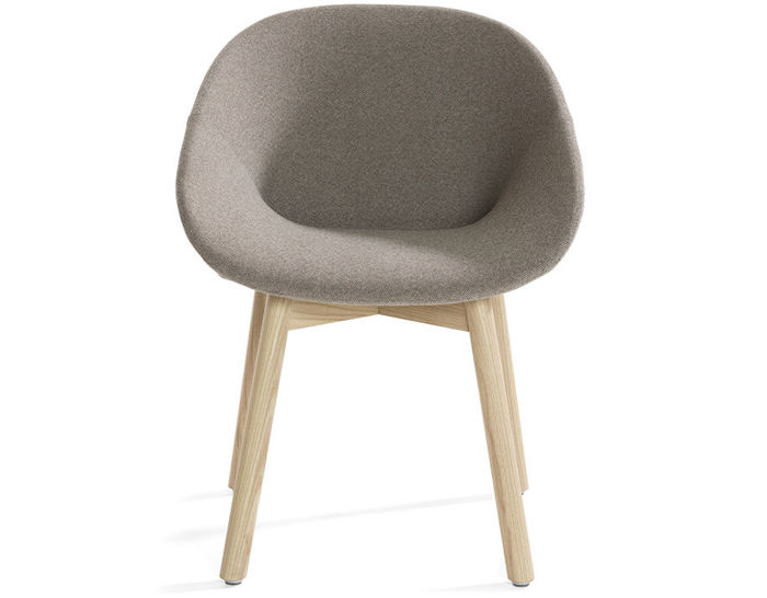 beso wood 4 leg armchair