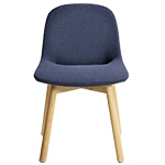 beso wood 4 leg side chair  -