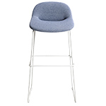beso metal leg stool  -