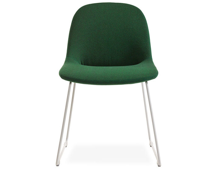 beso sled base side chair